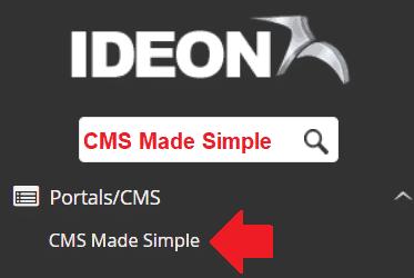 Instalador instalação como instalar CMS Made Simple
