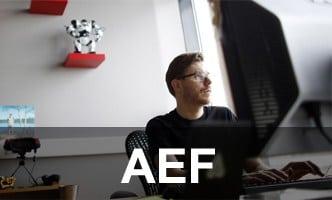 Instalador instalação como instalar AEF