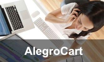 Instalador instalação como instalar AlegroCart