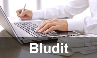 Instalador instalação como instalar Bludit