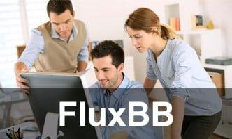 Instalador instalação como instalar FluxBB