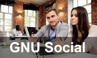 Instalador instalação como instalar GNU Social