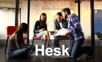 Instalador instalação como instalar Hesk