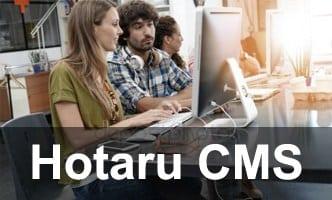 Instalador instalação como instalar Hotaru CMS