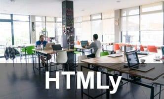 Instalador instalação como instalar HTMLy