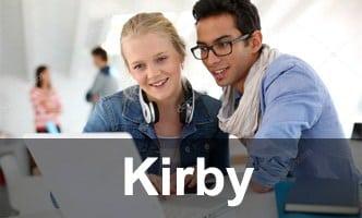 Instalador instalação como instalar Kirby