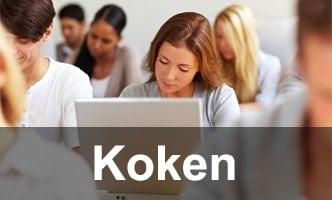 Instalador instalação como instalar Koken