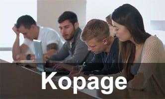 Instalador instalação como instalar Kopage