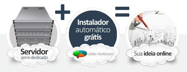 hospedagem Little Software Stats