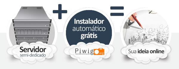 hospedagem Piwigo Images