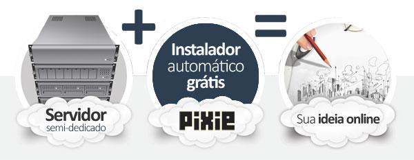 hospedagem Pixie Blog