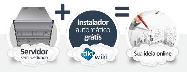 hospedagem Tiki Wiki CMS Groupware