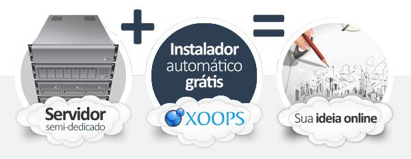 hospedagem Xoops